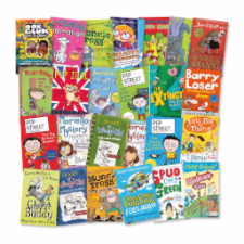 Tailored Book Bundle (5 books minimum) KS2